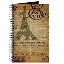scripts elegant paris Eiffel tower Journal