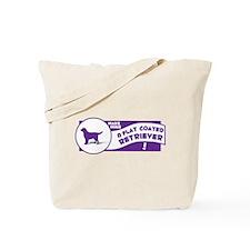 Make Mine Flatcoat Tote Bag