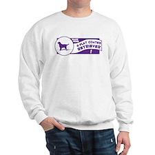 Make Mine Flatcoat Sweatshirt