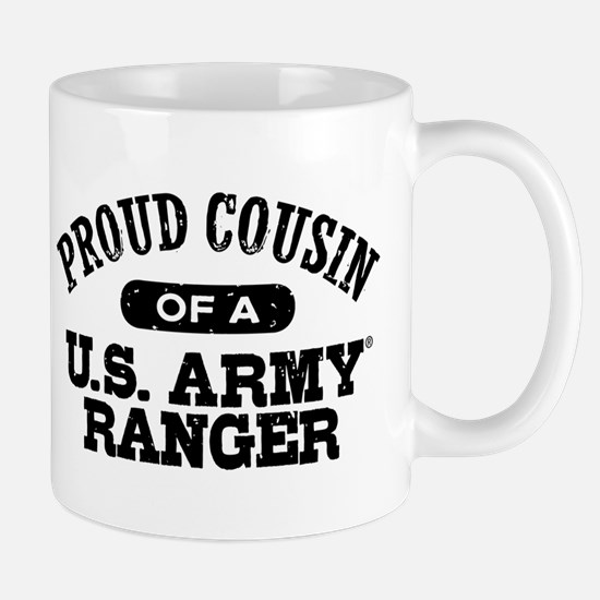 Army Ranger Cousin Mug