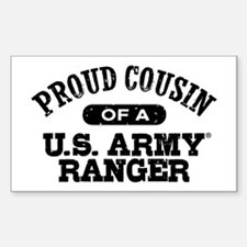 Army Ranger Cousin Decal