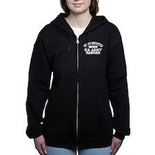 Army Ranger Daughter Women's Zip Hoodie