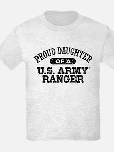 Army Ranger Daughter T-Shirt