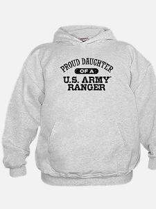 Army Ranger Daughter Hoodie