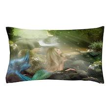Mermaid Cave Pillow Case