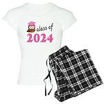 Class of 2024 (Owl) Women's Light Pajamas
