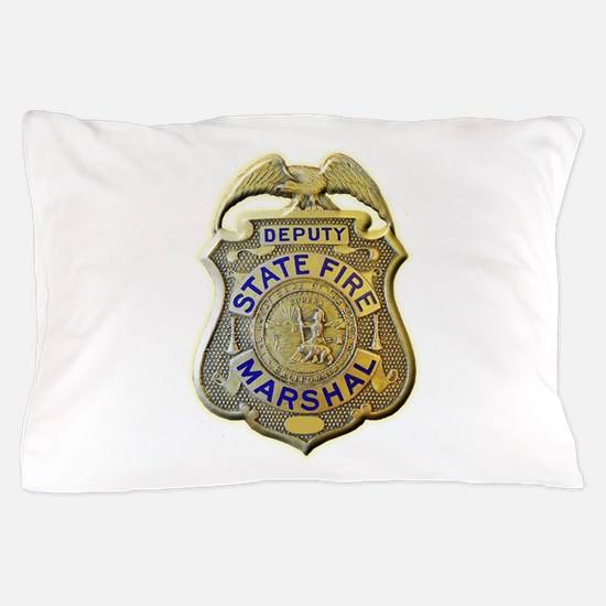 California Fire Marshal Pillow Case