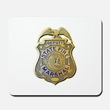 California Fire Marshal Mousepad