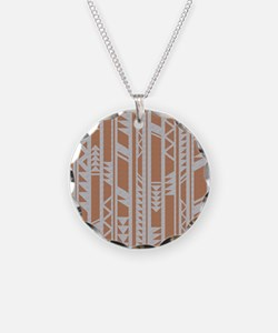 Tribal South Western Art Necklace