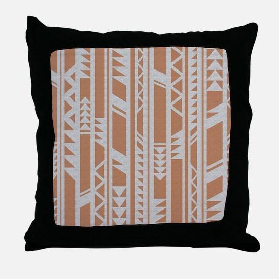 Tribal South Western Art Throw Pillow
