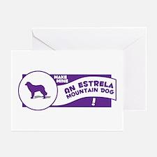 Make Mine Estrela Greeting Cards (Pk of 10)