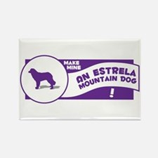 Make Mine Estrela Rectangle Magnet (100 pack)
