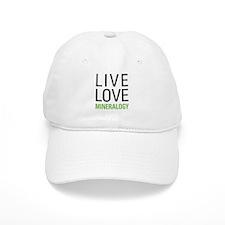 Live Love Mineralogy Hat