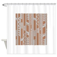 Tribal South Western Art Shower Curtain