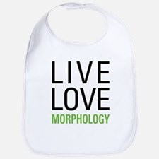 Live Love Morphology Bib