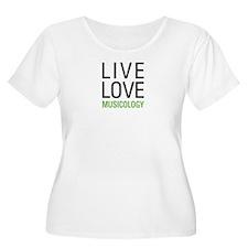 Live Love Mus T-Shirt