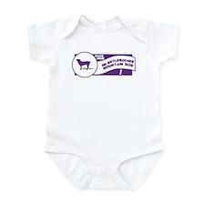 Make Mine Entlebucher Infant Bodysuit