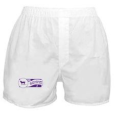 Make Mine Entlebucher Boxer Shorts