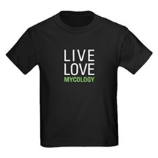 Live Love Mycology T