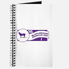 Make Mine Entlebucher Journal