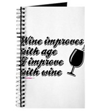 Wine improves with Age Journal