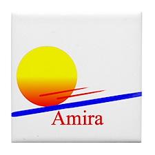 Amira Tile Coaster