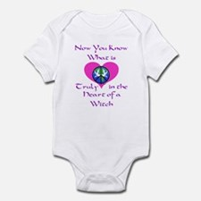 The Heart of a Witch Infant Bodysuit
