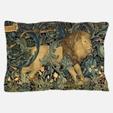 Detail from The Forest by William Morris Pillow Ca