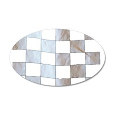 Checkered Flag Wall Decal