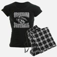 Spartans Football Pajamas