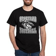 Spartans Football T-Shirt