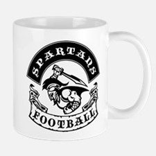 Spartans Football Mugs