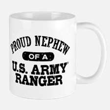 Army Ranger Nephew Mug