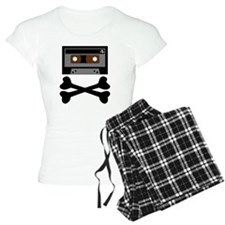 Pirate Cassette pajamas