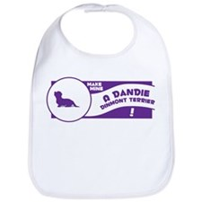 Make Mine Dandie Bib