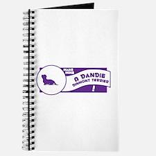 Make Mine Dandie Journal