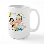 Roberts - Stinson Large Mug Mugs