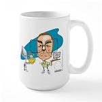 Brian Zaikowski Large Mug Mugs