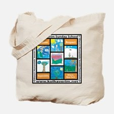 Cool Sunday school Tote Bag