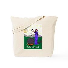 Healer at Work Tote Bag