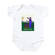 Healer at Work Infant Bodysuit