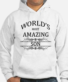 World's Most Amazing Son Hoodie