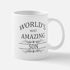World's Most Amazing Son Mug
