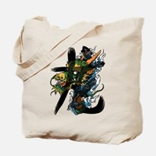 dragon2 Tote Bag
