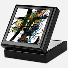 dragon2 Keepsake Box