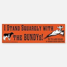 Land Grab Sticker (Bumper)