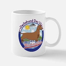 Dachshund Day Usa, Wa: Mug Mugs