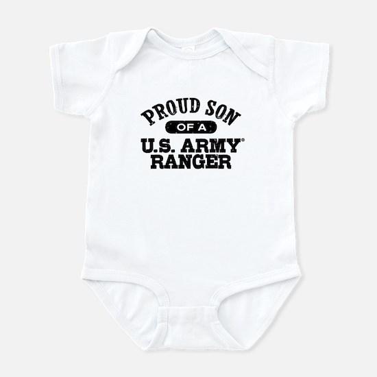Army Ranger Son Infant Bodysuit