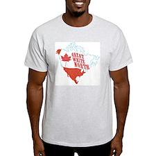 Great White North T-Shirt