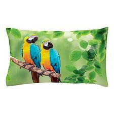 Macaws Pillow Case
